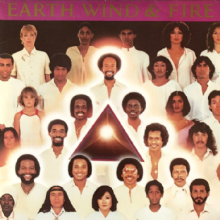 Earth, Wind & Fire ‎- Faces (LP) (VG/VG) (1)